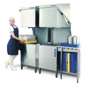 Rhima WD-7E combivaatwasmachine - Horeca Equipment Holland